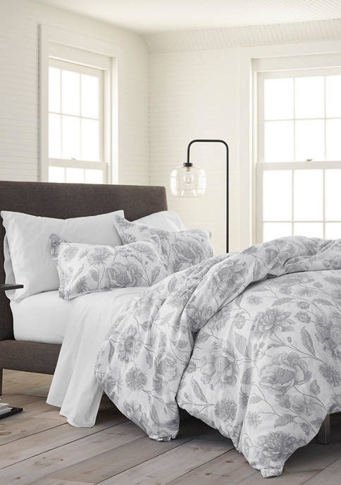 EcoPure Meadow Walk Duvet Set