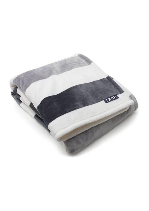 Brandon Stripe Throw Blanket
