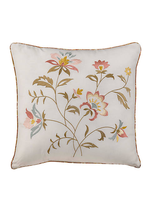 Nostalgia Home Caroline Throw Pillow
