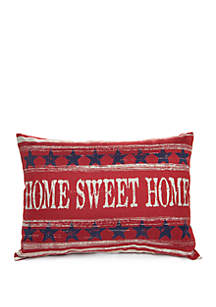 Brentwood Home Sweet Home Decorative Pillow