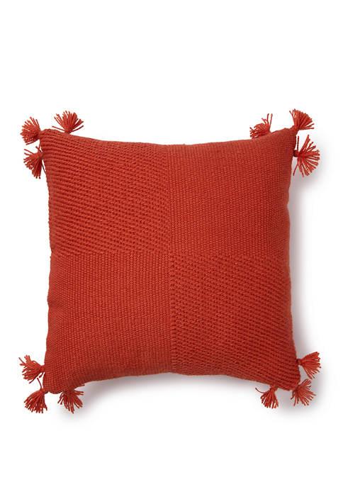 Texture Indoor/Outdoor Pillow