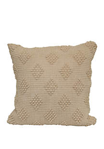 Brentwood Originals Popcorn Chenille Throw Pillow