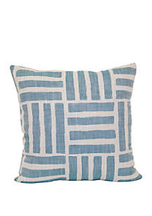 Brentwood Originals Geo Zouma Throw Pillow