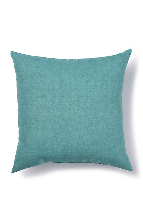 Flannel Navy Pillow