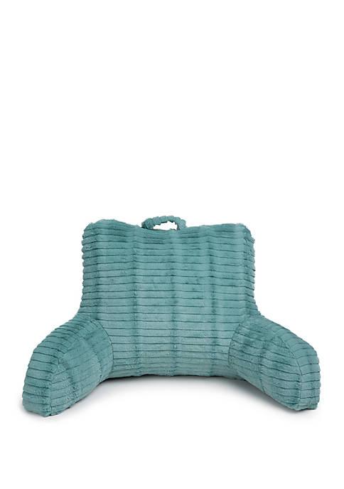 Backrest Faux Fur Pillow