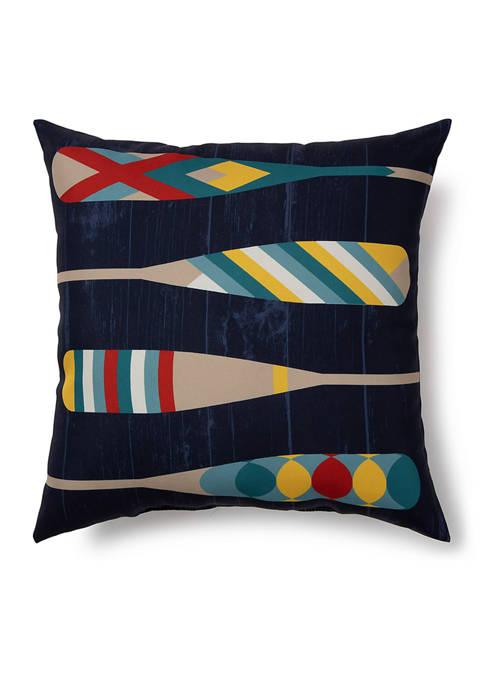 Oar Indoor/Outdoor Pillow