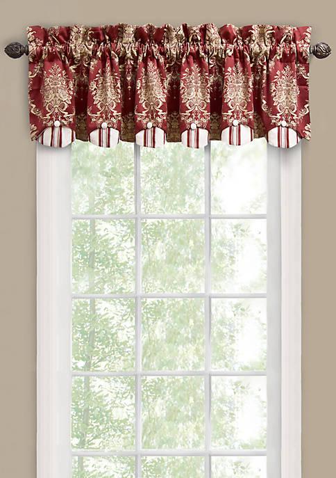 Waverly® Rose Momento Window Valance