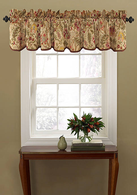 Imperial Dress Window Valance 50-in. x 15-in.