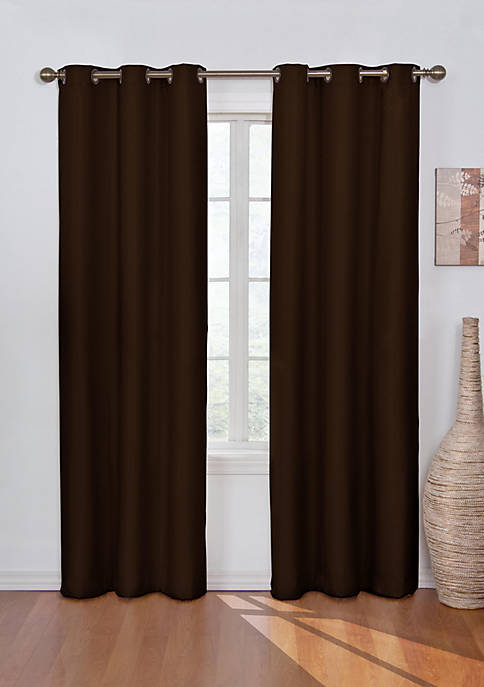 Madison Blackout Window Curtain Panel 42-in. x 63-in.