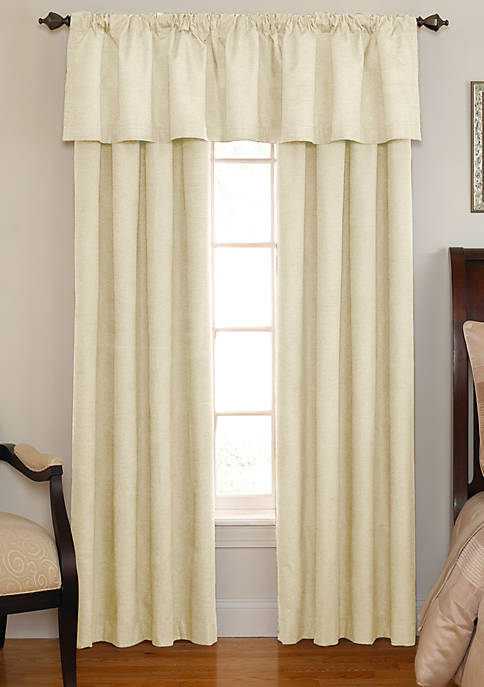 Room-Darkening Backtab Window Valance 42-in. x 18-in.