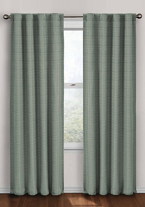 Eclipse™ Twist Thermalayer Blackout Window Curtain Panel 42-in.