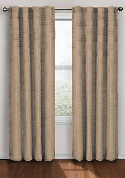 Twist Thermalayer Blackout Window Curtain Panel 42-in. x