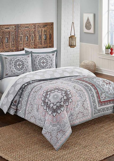 BOUTIQUE Surya Reversible Comforter Set