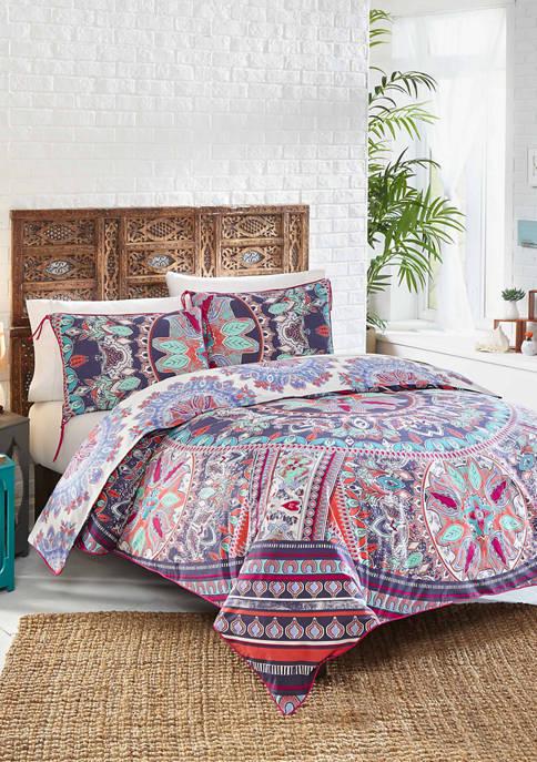 BOUTIQUE Beach Babe Comforter Set