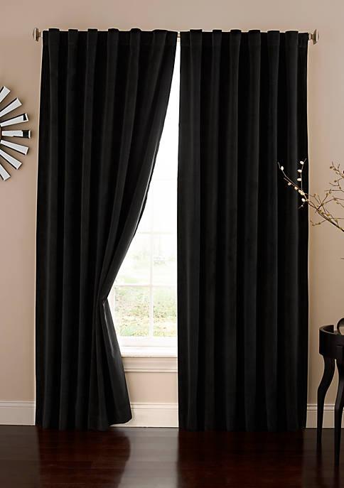 Absolute Zero® Velvet Blackout Home Theater Curtain Panel
