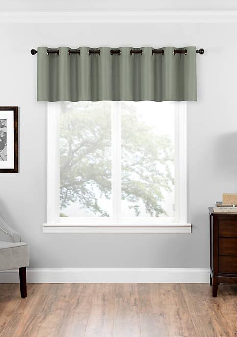 Eclipse™ Bryson Blackout Window Valance