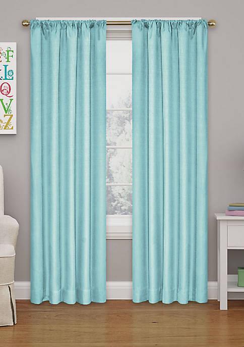 Kids Kendall Blackout Window Curtain Panel