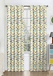 Kids Jungle Party Blackout Window Curtain
