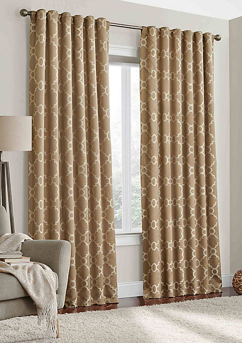Eclipse™ Adalyn Thermalayer Blackout Window Curtain