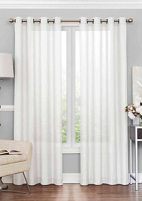 Eclipse™ Liberty Light Filtering Sheer Curtain
