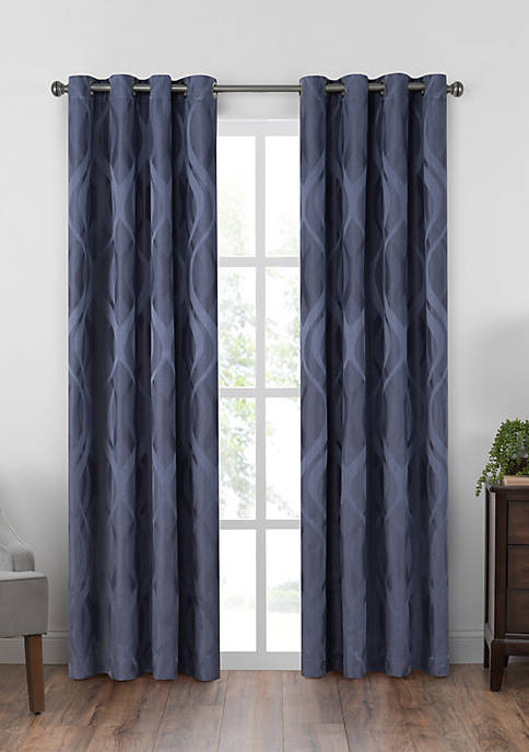 Caprese Thermalayer  Blackout Window Curtain