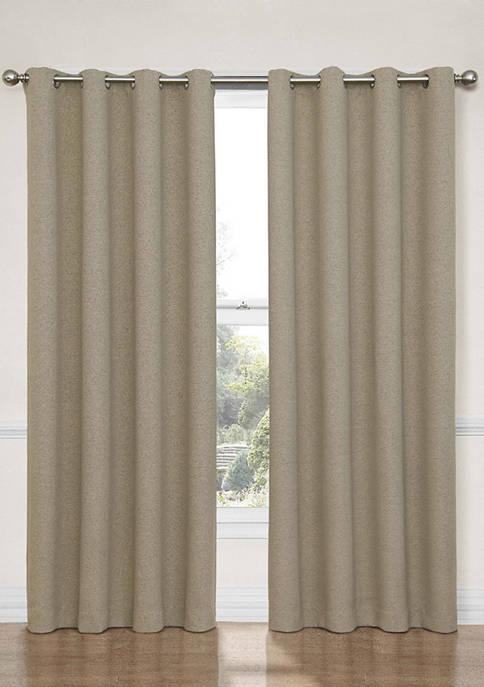 Eclipse™ Bobbi Grommet Blackout Window Curtain Panel