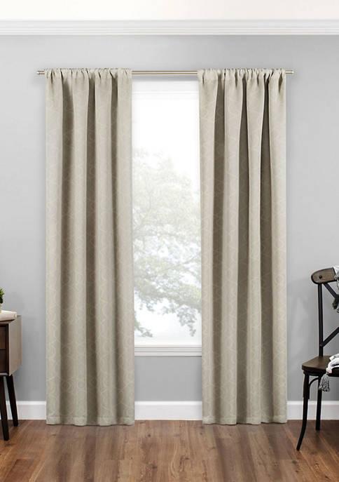 Isanti Blackout Window Curtain