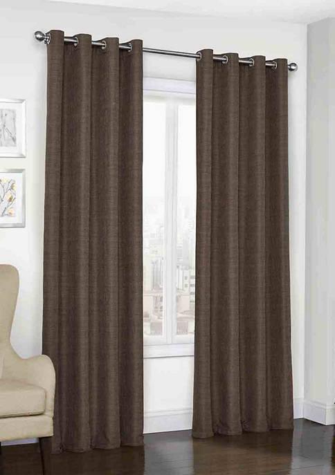 Eclipse™ Trevi Blackout Grommet Window Curtain