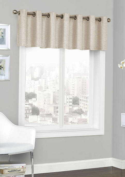Eclipse™ Presto Blackout Grommet Window Valance