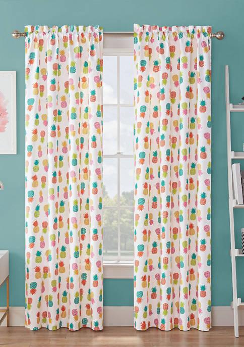 Spree Fineapple Blackout Window Curtain