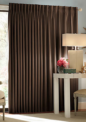 Blackout Thermal Patio Door Curtain Panel 100-in. x 84-in.