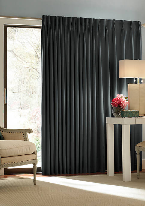 Blackout Thermal Patio Door Curtain Panel 100-in. x