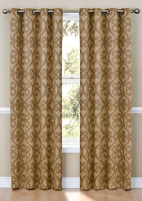 Eclipse™ Patricia Blackout Grommet Window Curtain Panel 52-in.