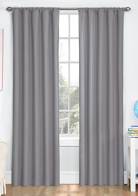 Kids Microfiber Blackout Window Panel