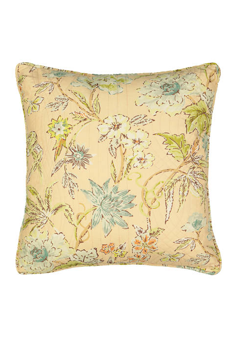 Cape Coral 20x20 Quilted Accent Pillow