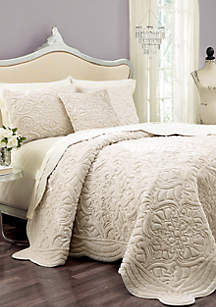 Charlotte Faux Fur Bedding Collection