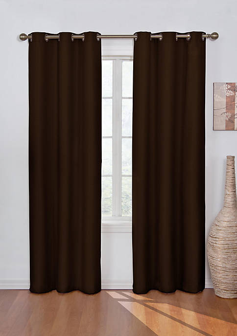 Madison Blackout Window Curtain Panel 42-in. x 84-in.