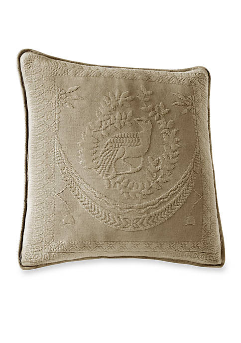 Historic Charleston King Charles Decorative Pillow