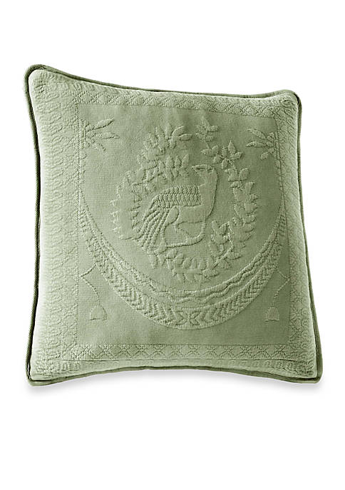 Historic Charleston King Charles Decorative Pillow 20-in. x