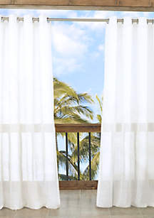 Summerland Key Sheer Panel 52-in. x 84-in.