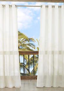 Summerland Key Sheer Panel 52-in. x 95-in.