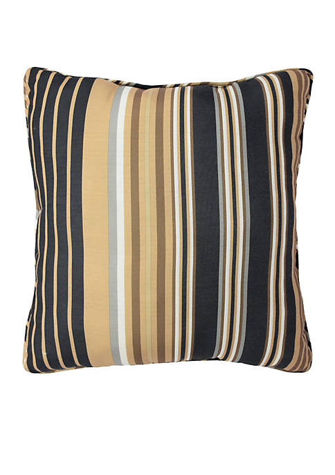 Windley Key Stripe Decorative Pillow