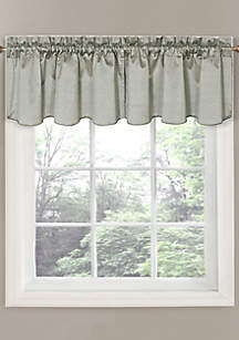 Eclipse™ Canova Thermaback Blackout Window Valance
