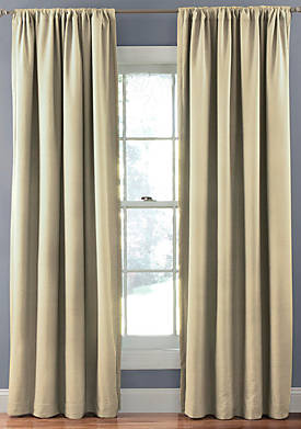 Corsica Crushed Microfiber Blackout Panel 52-in. x 63-in.