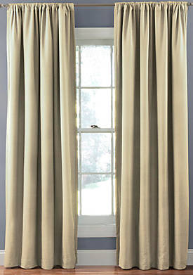 Corsica Crushed Microfiber Blackout Panel 52-in. x 84-in.