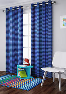 Eclipse My Scene Bexley Blackout Window Curtain Panel 52-in. x 63-in.