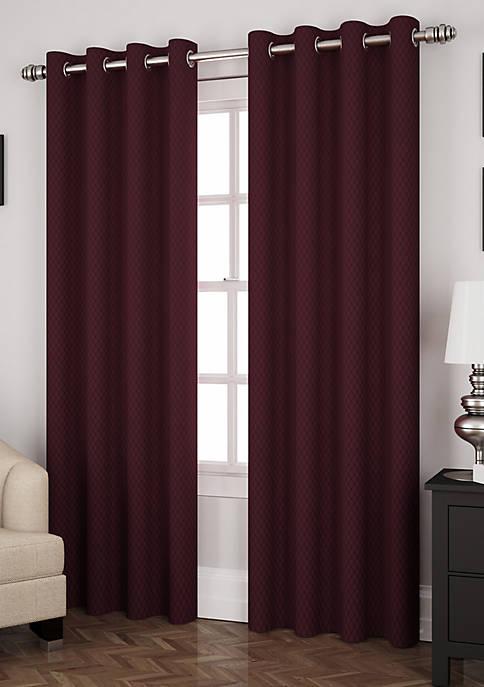 Ridley Room Darkening Window Curtain Panel
