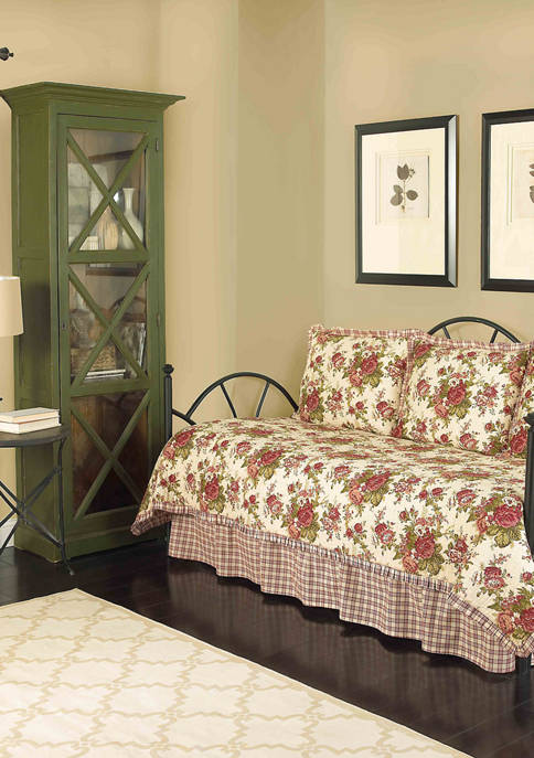 Norfolk Reversible 5 Piece Quilt Daybed Collection