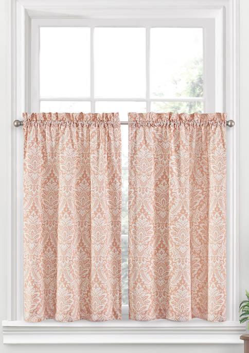 Waverly® Donnington Damask Window Curtain