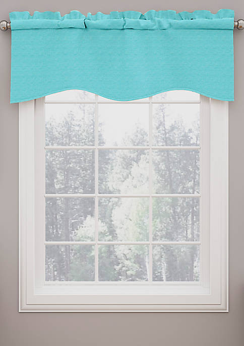 Eclipse™ Kendall Blackout Wave Curtain Valance Pool